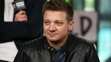 Avengers Movie Jeremy Renner Teases Bruised Bloody