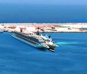 Progreso Yucatan Mexico Cruise Port