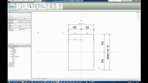 The Basics Of Creating Families In Revit