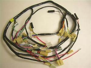 1956 Chevrolet Belair 210 150 Under Dash Wiring Harness