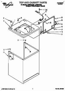 Whirlpool Washer Motor Wiring Diagram