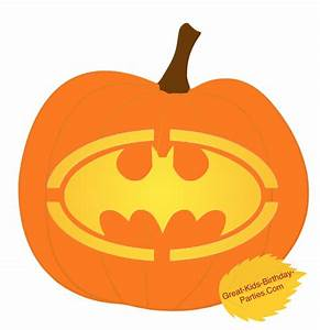 Pumpkin, Stencils