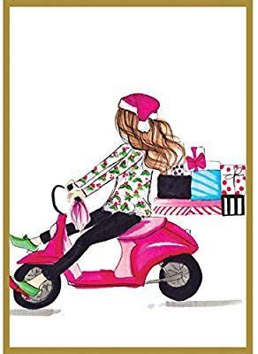 Pantaloons voucher at flat 10% off. Amazon.com : Graphique Christmas Motorbike Boxed Cards ...