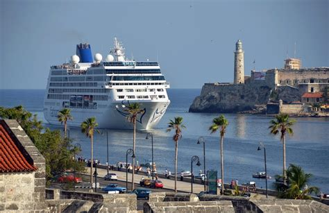 Cubans Welcome First Cruise Ship To Havana In 50 Years | The Seattle Times