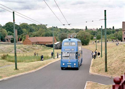 walsall corporation trolley buses oakparkrunnersblog