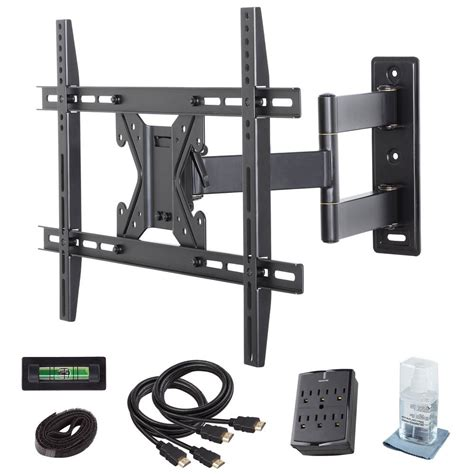 tv on wall mount commercial electric motion tv wall mount kit for 26