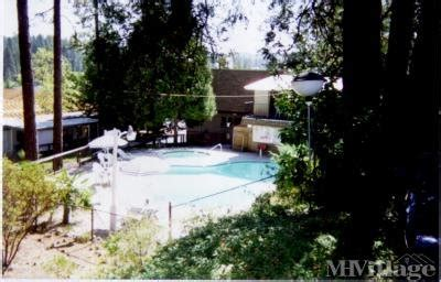 Pines Mobile Home Park Grass Valley Ca