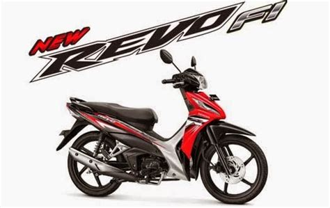 Honda Revo Image by Harga Motor Honda New Revo Fi Terbaru 2015 Modifikasi Motor