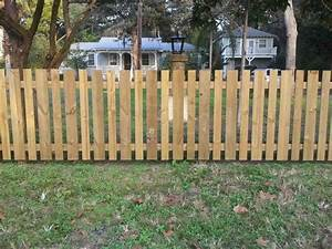 wood fence in front of chain link decor references With kitchen cabinet trends 2018 combined with picket fence wall art