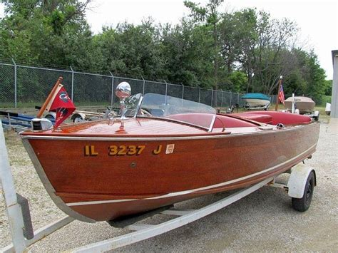 Chris Craft Wooden Boats For Sale By Owner by Chris Craft Sportsman For Sale Port Carling Boats
