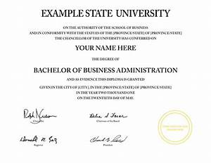 pin fake college certificate business degree harvard With fake college degree template