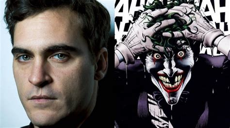 Detalles Sobre Joaquin Phoenix Quien Daría Vida Al Joker