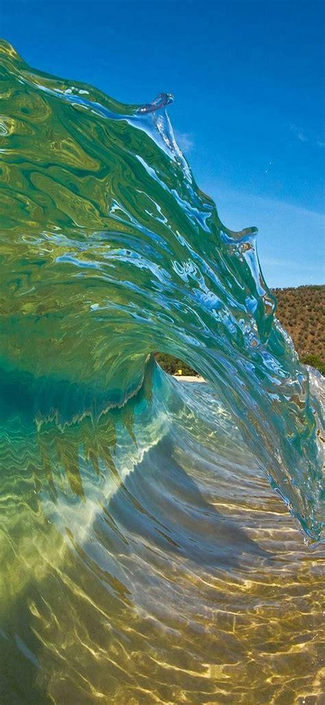 Waves Phone Wallpaper 073 1080x2340