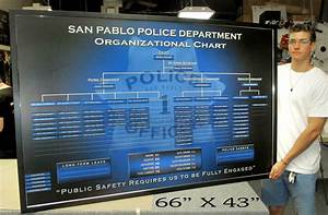 Chp Organizational Chart San Pablo Pd Magnetic Org Chart See Our Webite Section