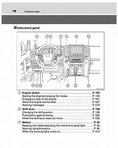 Download Toyota Land Cruiser Owner U2019s Manual    Zofti