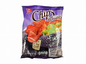 Barcel Mexican Chips - World of Snacks