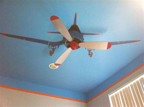 Vintage Airplane Propeller Ceiling Fan by Ceiling Glamorous Airplane Prop Ceiling Fan Wooden