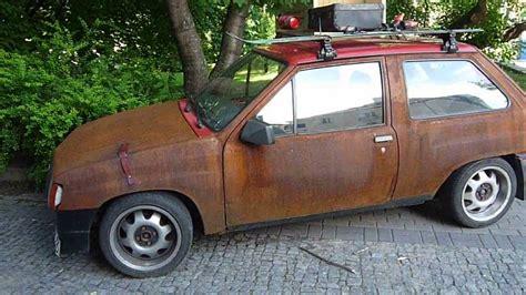 rusty rust very