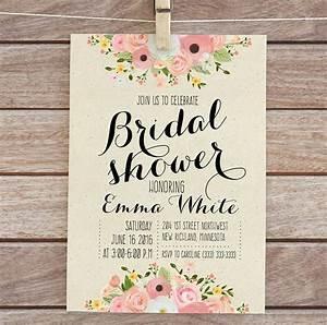 wedding shower invitation templates wedding invitation With wedding shower invitations free templates
