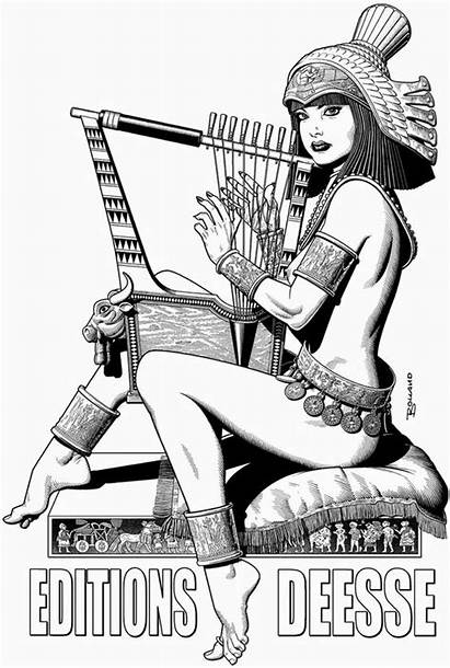 Bolland Brian Drawing Comic Slavery Theocracy Human