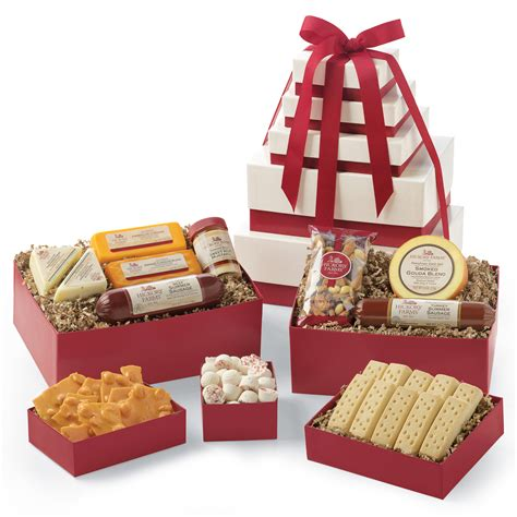 meat and cheese gift basket gourmet cheese and sausage gifts gift ftempo