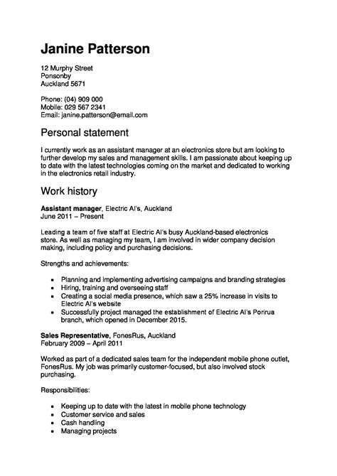 cover letter template nz  cover letter template