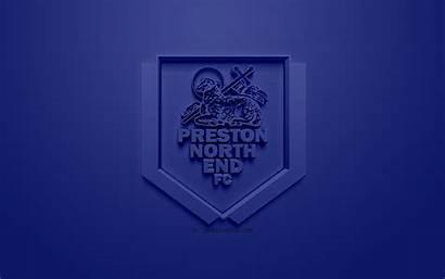 Preston End North 3d Football Background English