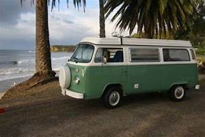 1974 Vw Bus Camper Westfalia For Sale In Newport Beach  Ca