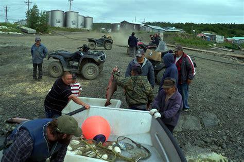Yukon (Pilot) Media, Alaska Fisheries Sonar, Alaska ...