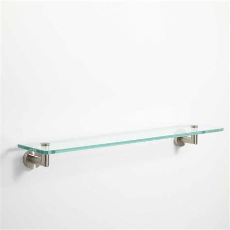 glass shelf bristow tempered glass shelf bathroom
