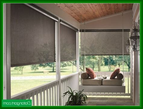 lowes patio shades outdoor patio shades lowes elsverdsee