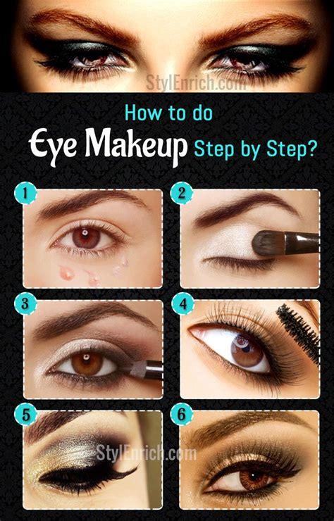 eye makeup  easy guide  learn eye makeup flawlessly