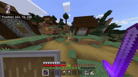 Minecraft Survival Netherite Tools Faithful Texture