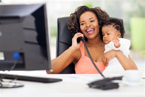 Pros And Cons Of Allowing Children In The Workplace
