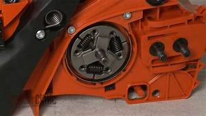 Chainsaw Clutch Assembly Replacement  U2013 Echo Chainsaw