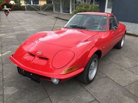1971 Opel Gt For Sale by 1971 Opel Gt Is Listed For Sale On Classicdigest In