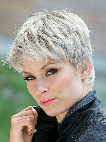 Pixie Hairstyles For Gray Hair by So Pixie Grey Hair Hair