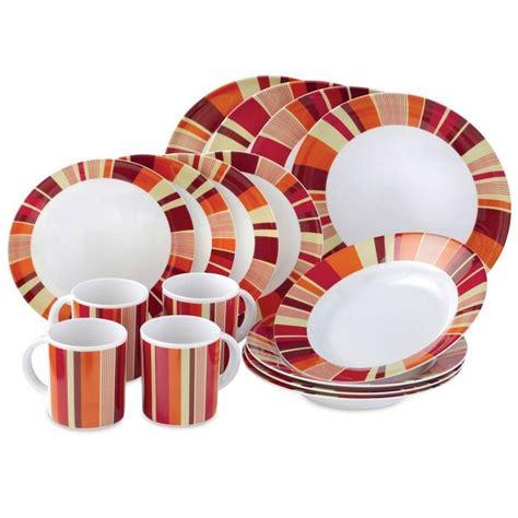 vaisselle coloree pas cher service de table solde hoze home