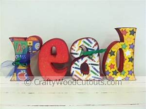 more august and back to school wooden crafts crafty wood With read wooden letters