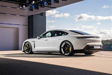 Porsche Taycan Launch Event in Prague - graziellecamilleri