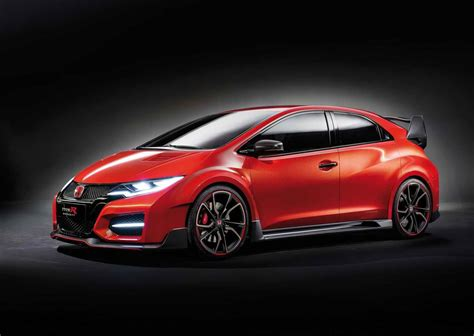 2018 Honda Civic Type R Concept Review Pictures