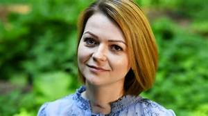 Yulia Skripal gives first public statement since Salisbury ...
