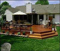 trending patio and decking design ideas Deck Ideas And Plans - New Interior Exterior Design ...