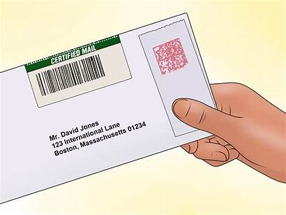 Letter Send Someone Important Wikihow Person Ways