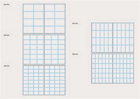 Studio Practice Study Task 2 Grids