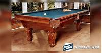 how to make a pool table Build Pool Table • WoodArchivist