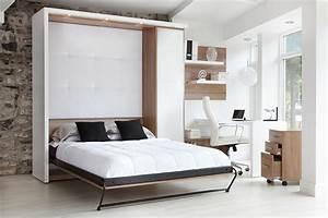 Lit Placard Ikea : lateral wall beds ~ Nature-et-papiers.com Idées de Décoration