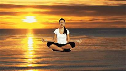 Meditate Fitness Breathing Outline Gym Classes Sports