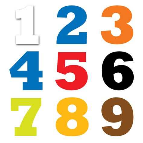 color numbers synesthesia what color are your letters