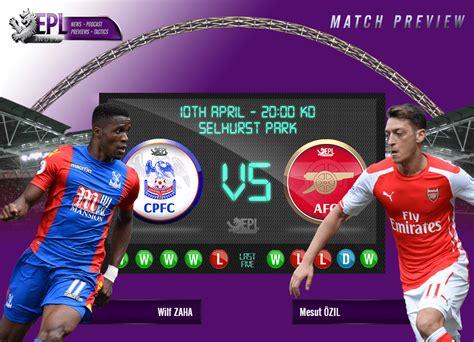 Arsenal Vs Crystal Palace Prediction - 0ycdvy Njxfn7m ...